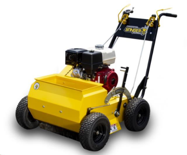 Where to find 24  SELF-PROPELLED LAWN SEEDER in Fairview Heights
