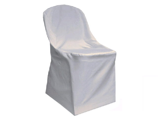 Where to find CHAIR COVER,  Folding   Light Ivory in Fairview Heights