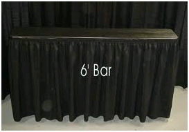 Where to find BAR RISER 6  WITH  2 CLAMPS in Fairview Heights