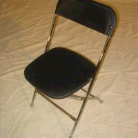 Where to find CHAIR, BLACK SAMSONITE in Fairview Heights