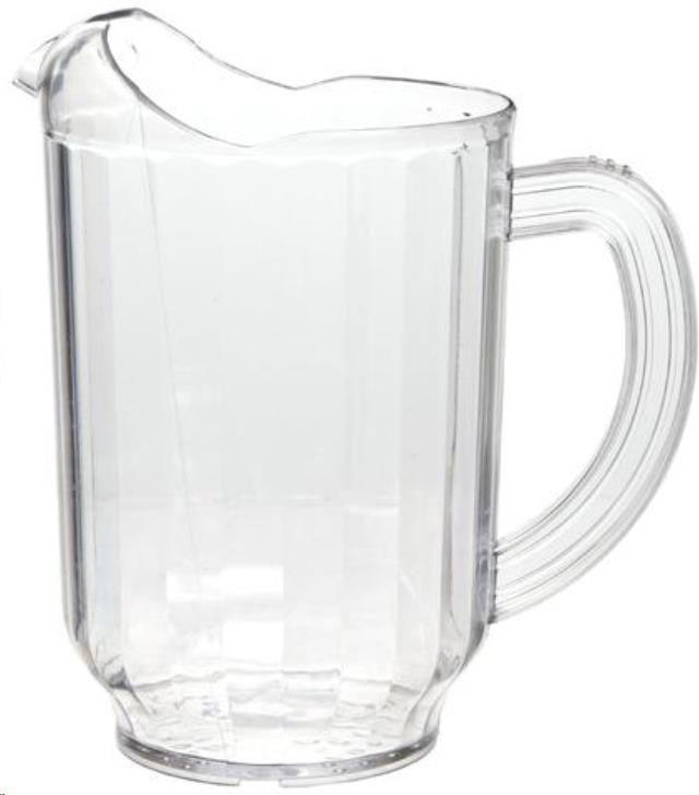Where to find PITCHER, PLASTIC 60 OZ in Fairview Heights