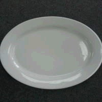Where to find TRAY, PORCELAIN 22 OVAL in Fairview Heights