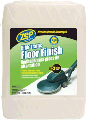 Where To Find 5gal Zep High Traffic Floor Finish In Fairview Heights