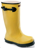 Where to rent 17  YELLOW SLUSH BOOT sz13 in Fairview Heights IL