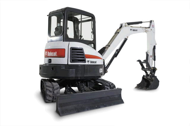 Where to find BOBCAT E35 ZTS EXCAVATOR in Fairview Heights