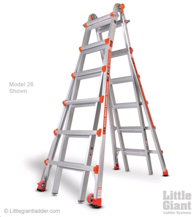 Where to find LITTLE GIANT LADDER in Fairview Heights