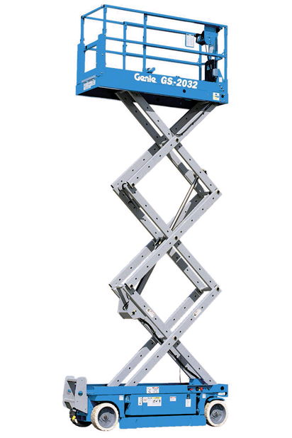 Where to find 20  SCISSOR LIFT - INTERIOR SLAB in Fairview Heights