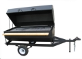 Where to rent BBQ GRILL, 3  x 6  - TOWABLE in Fairview Heights IL
