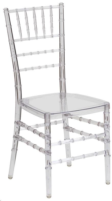 Where to find CHIAVARI CHAIR - CLEAR in Fairview Heights