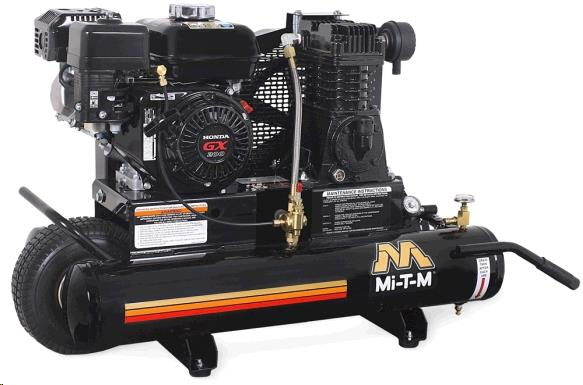 Where to find Mi-T-M GAS AIR COMPRESSOR in Fairview Heights