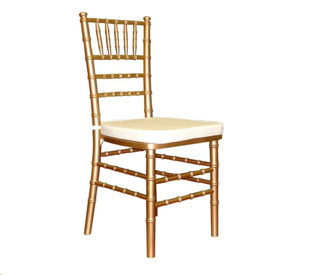 Where to find CHIAVARI CHAIR - GOLD in Fairview Heights