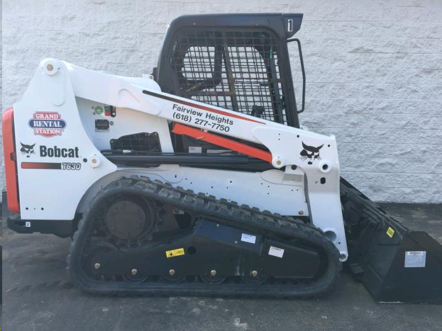 Where to find BOBCAT T630 TRACK LOADER in Fairview Heights