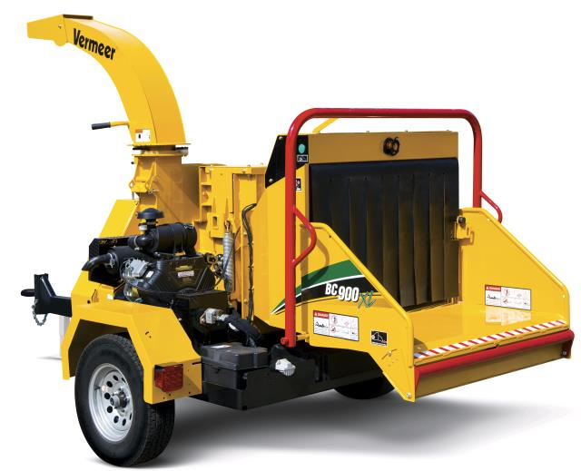 Where to find VERMEER 9  BRUSH CHIPPER in Fairview Heights