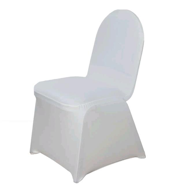 Where to find CHAIR COVER, SPANDEX IVORY in Fairview Heights