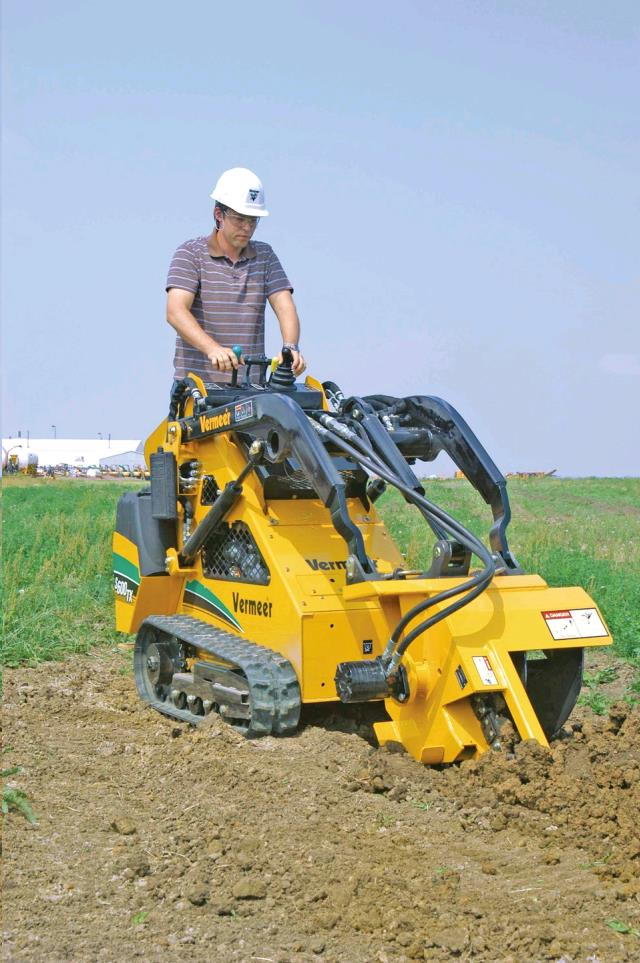 Where to find Mini-Skid Trencher Attachment - 6  x 36 in Fairview Heights