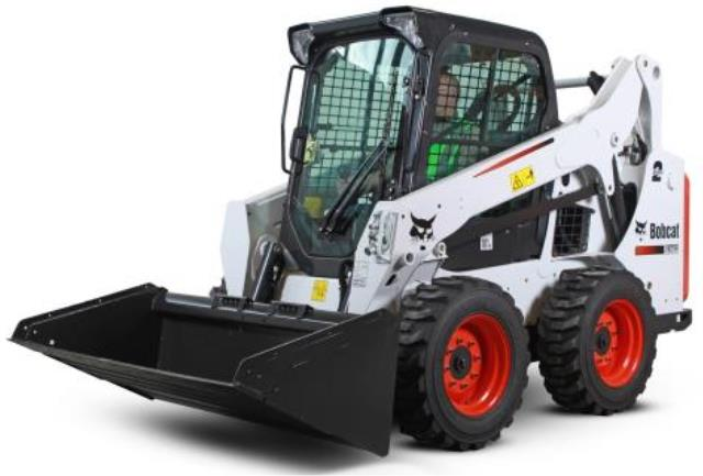 Where to find BOBCAT S570 WHEEL LOADER in Fairview Heights