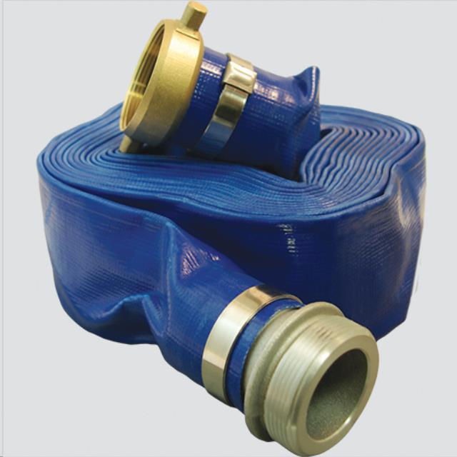 Where to find 2  x 50  BLUE PVC Discharge Hose in Fairview Heights